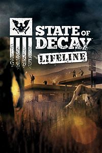 State of Decay: Lifeline Box Art
